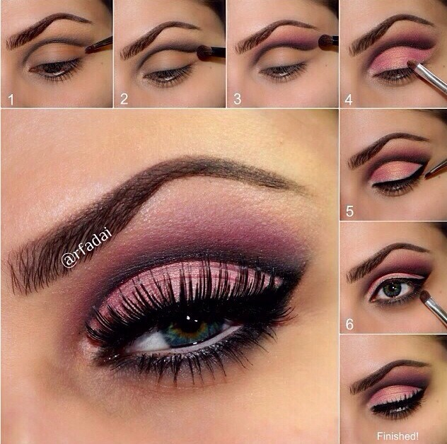 something like this would pop out your beautiful eyes even if they are brown. ✨
