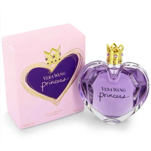 Lastly Vera Wang's Princess, its smells so good, it's a very mature perfume but its amazingly mature lmfao I can't explain the smell but its inexpensive and worth the buy ☺️  and the smell lasts forever! 😍