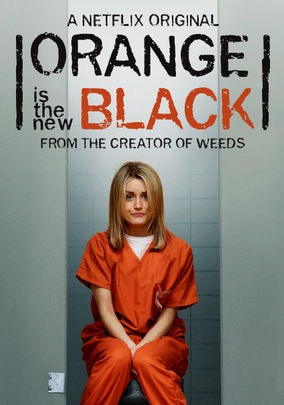 Orange is the new black is honestly a fantastic show. It's so funny, and it uses real life prison examples. This show is about a lady named piper that gets locked up. In prison she must learn to adapt to the other inmates. EsPecially when she finds out her drug trafficking ex is there. 😱
