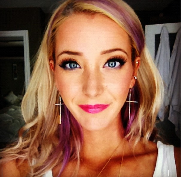 Jenna marbles because she's freakin hilarious I love her she's amazing and always cheers me up when I have a bad day