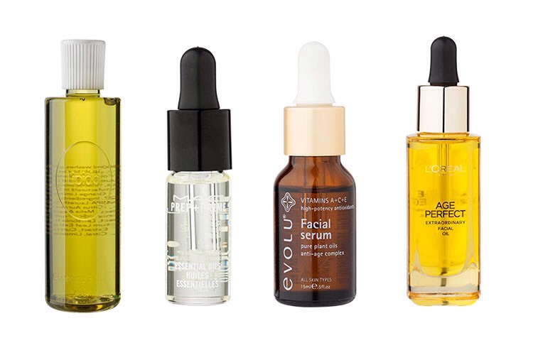 Try adding an oil or serum to your skincare routine.