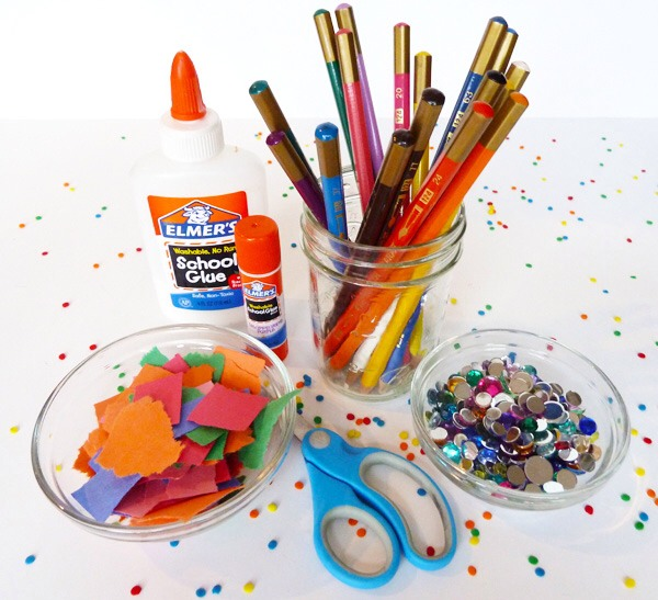 If you want to do crafts be sure to bring all of the supplies just in case the children don't or aren't allowed to use scissors or glue.
