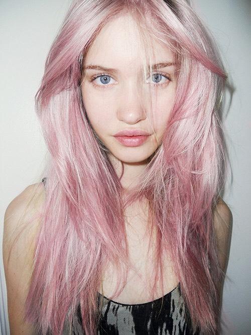 29. Pink Soft Pastel Hair