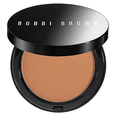 """Add bronzer under your cheekbones, as well as onto your """"T"""" zone."""
