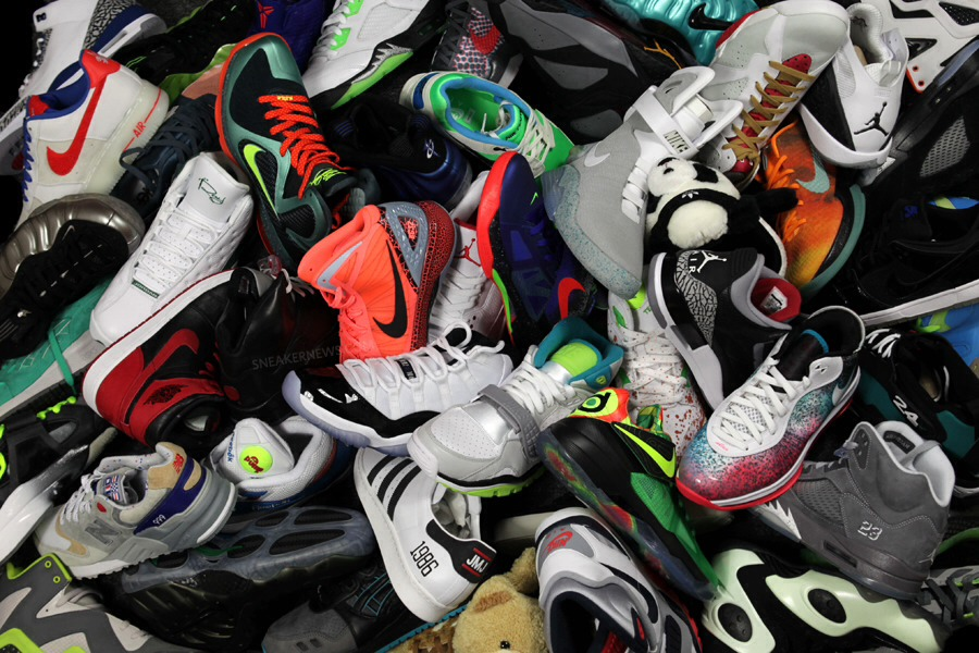 Stench free sneakers: sprinkle some baby powder into sneakers to absorb the smell.