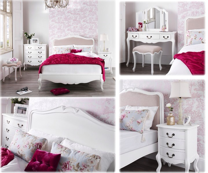French Chic Bedroom Ideas by Dannii Randall - Musely