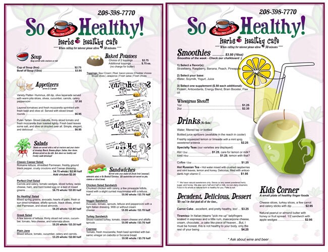 Menu - Write a menu about what you could eat during the week . If it helps search diet foods online and many ideas should come .