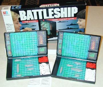 8.) battle ship!