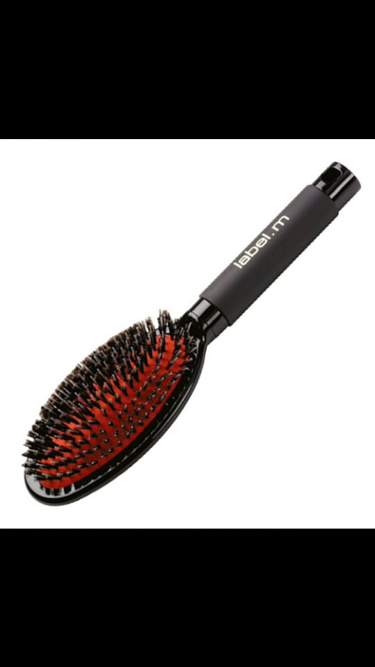 you will also need a hair brush