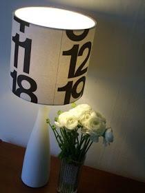 Into lamp shades.