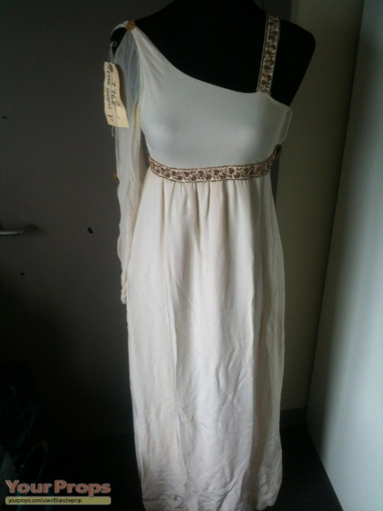 Charme dress, Pipers goddess costume.