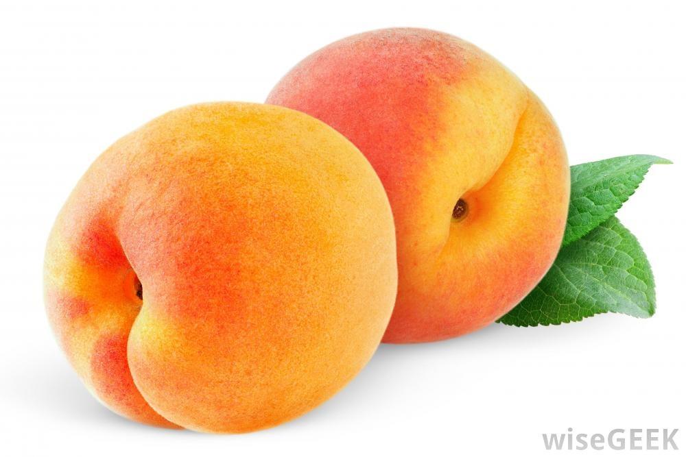 #3 peaches