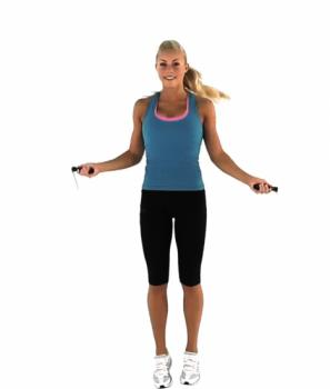 jump rope with or without the rope