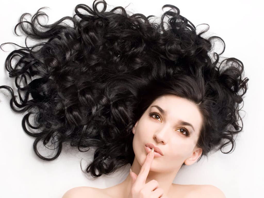 Mix eggs, olive oil, an water together thoroughly. Then apply to the roots of  Your hair. Make sure to massage your  Scalp. Only saturate the roots of your  Hair.