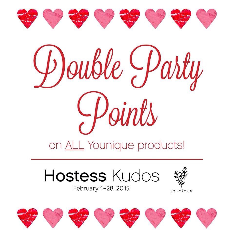 Book a virtual party and earn double party points which means more product for you absolutely free!