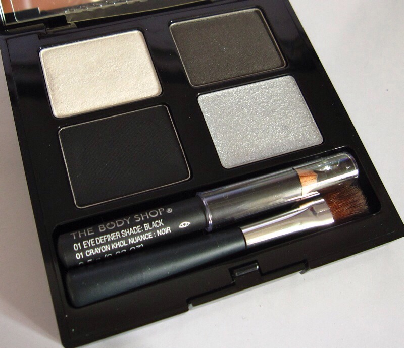 I use the black/dark shadow palette because I have dyed black hair, the pigment lasts all day long and doubles as my go to smoky eye palette after perfecting my own eye brow shape!