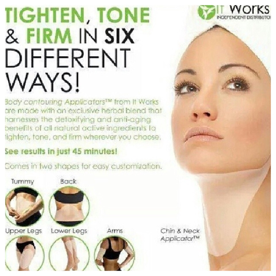 This amazing body wrap gives people there sexy back.