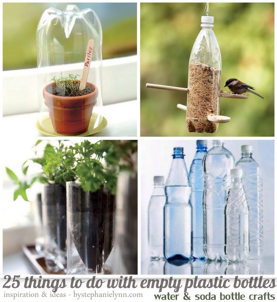 25 things to do with empty plastic bottles water amp soda - 736×801
