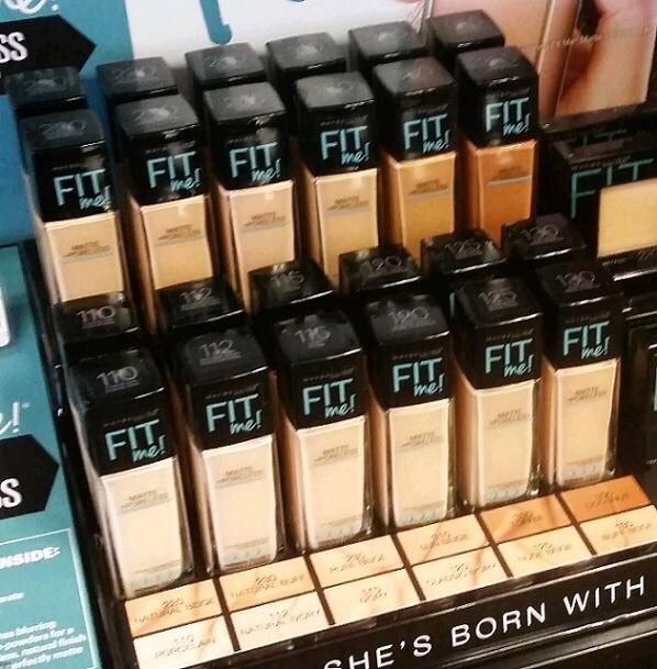 This is in my top 3 favorite foundations from the drugstore it's affordable+gives medium coverage but you could definitely build it up and they have a nice color selection. I have combination-oily skin and it leaves me matte and my friends that have dry skin still love this bcit's not drying
