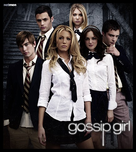 GOSSIP GIRL IS A SERIES THAT A LOT OF TEENS WILL ENJOY!❤️