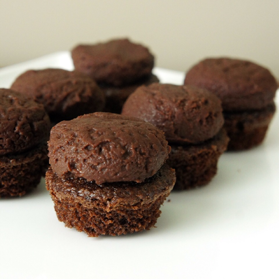 Fudge brownie bites:  Yields: Servings 10 | Serving Size: 1 Piece | Calories: 124   Ingredients:  - 1 cup dates (no added sweeteners) - 1/2 cup raw almonds - 1/2 cup raw walnuts - 1/4 cup cocoa, good quality - 1 tsp. pure vanilla extract - 1/2 tsp water - 1 tbsp cocoa (optional)