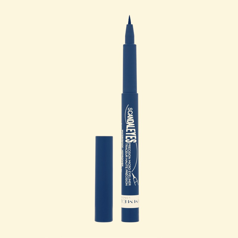 Rimmel scandal eyes felt tip eyeliner pen is so precise and accurate I can always get good results with this