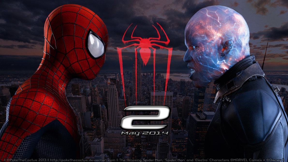 SPIDER-MAN 2 - action