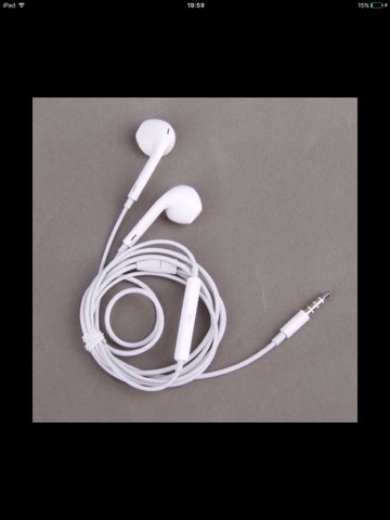 Earphones❤️😶  These are just in case you want to listen to some music🌟💫