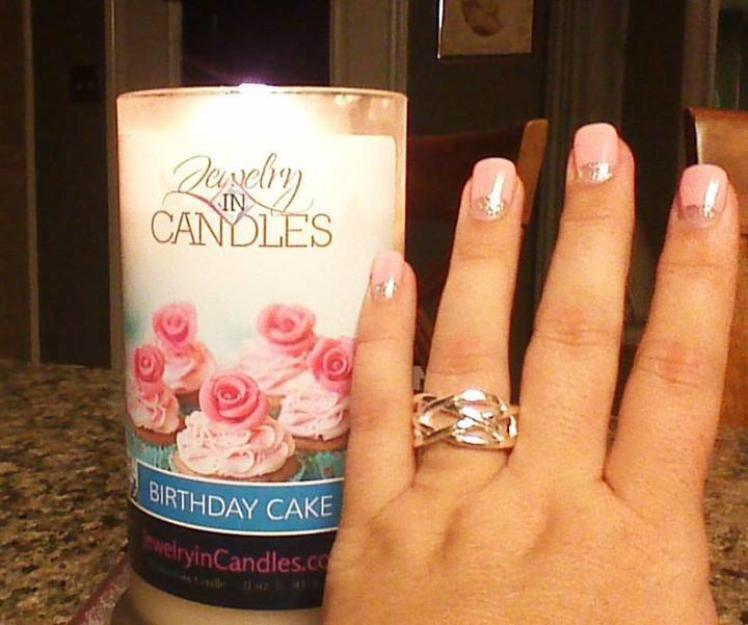 Jewlery Candles