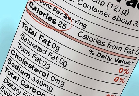 Count calories. Dieting for weight loss comes down to simple addition you have to burn more calories than you're taking in. Figure out the calories in the items you regularly eat, and add it up at the end of each day or download a food tracking app and be sure to enter what you've eaten after meals.
