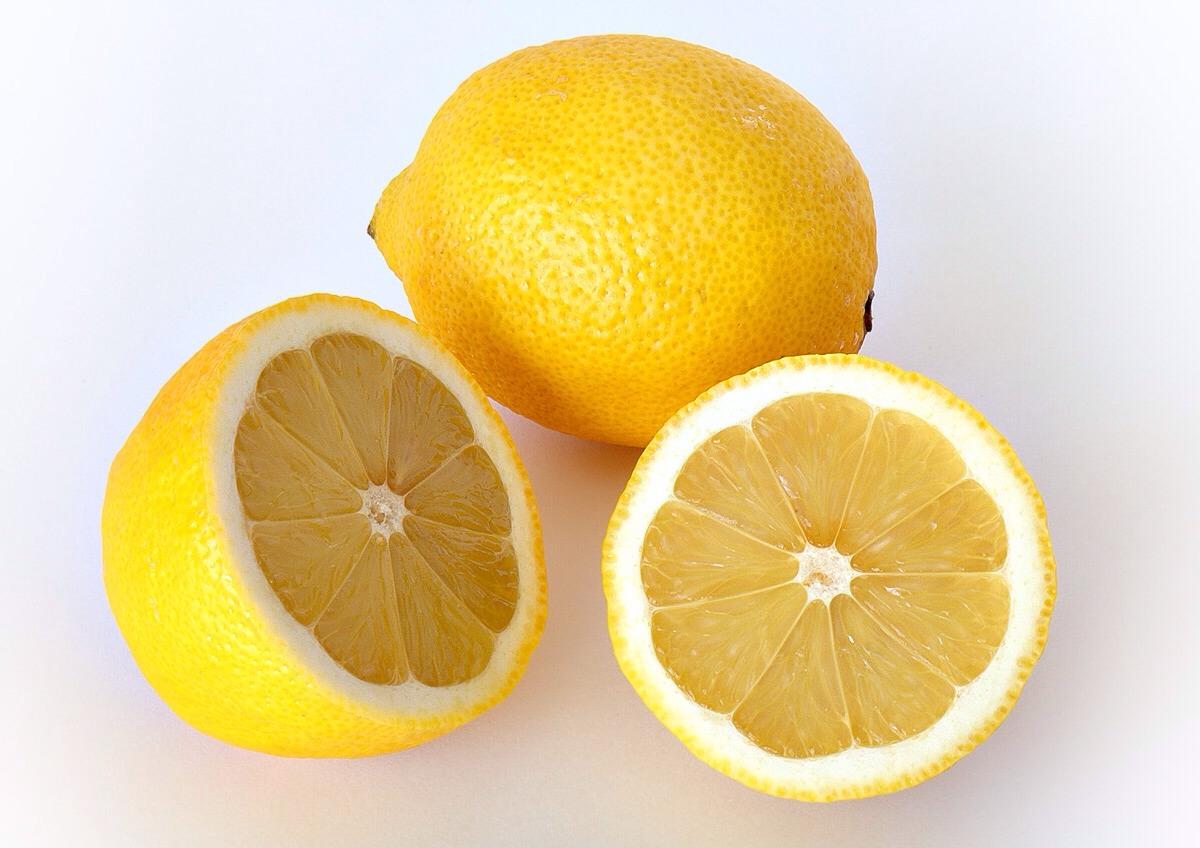Stir in the lemon juice.