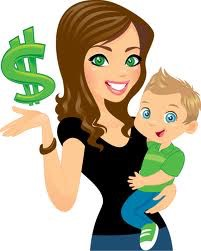 Babysitting allows you to have fun AND get money.