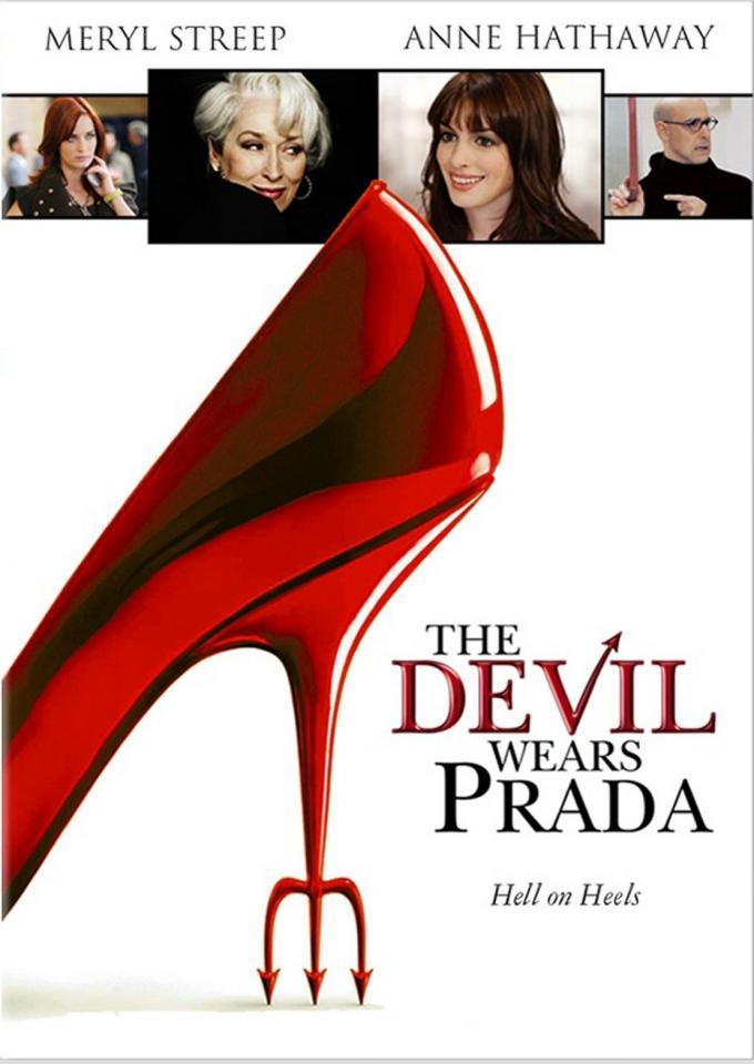 17. The Devil Wears Prada (2006)