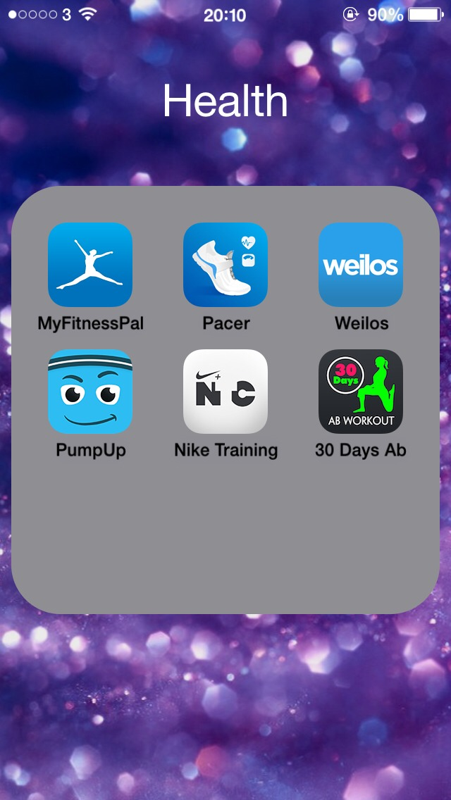 These are my personal apps