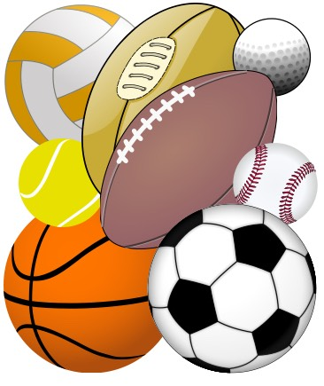 Join some sports