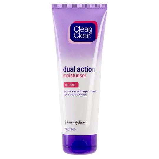 Before bed apply a moisturiser
