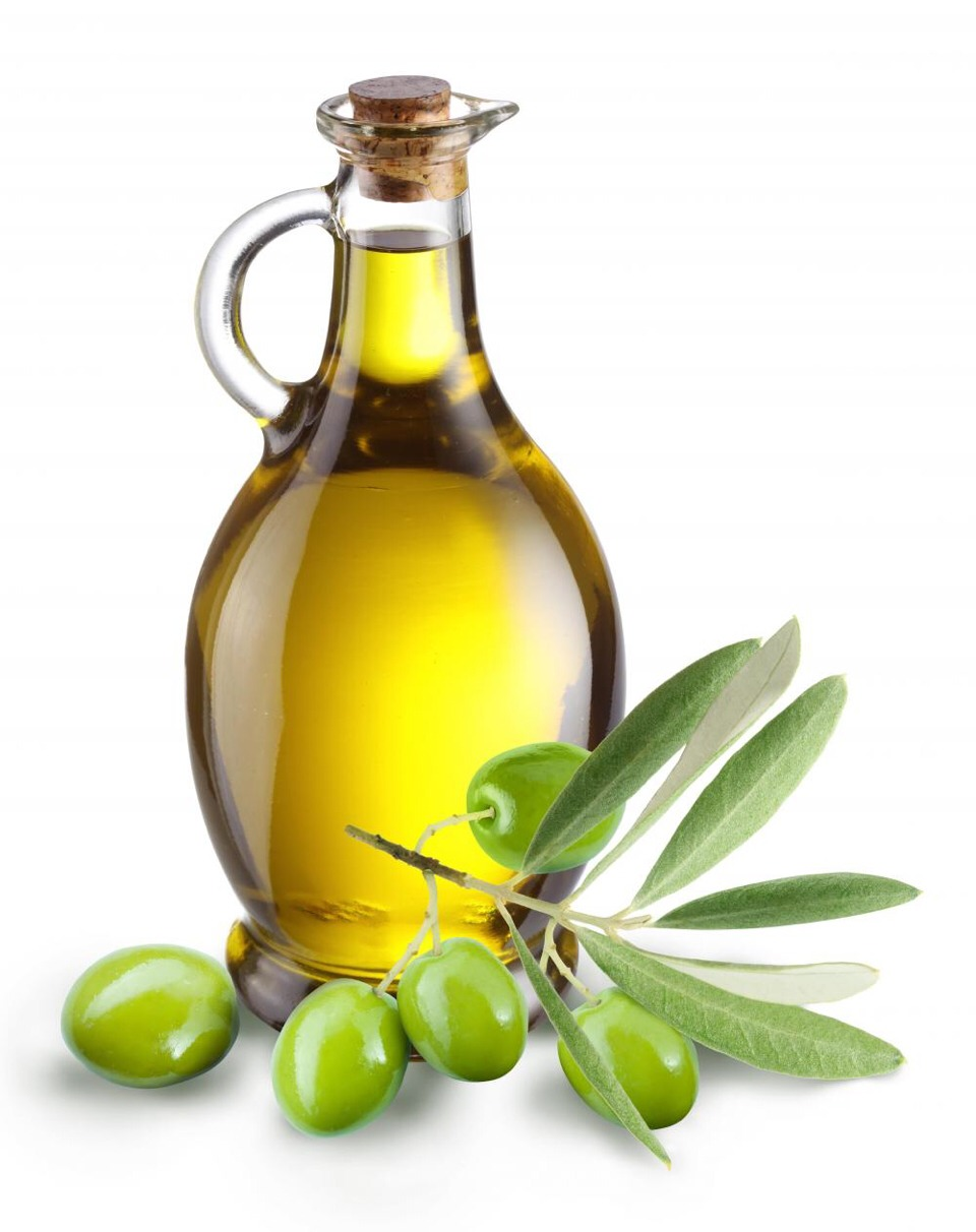 Warm some olive oil (as much your hair needed) in the macro wave for 30 seconds.
