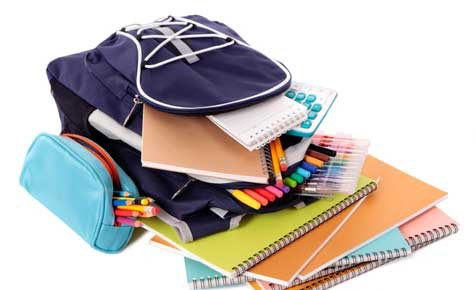Pack the night before- if you have things out from school or work put it in the bag the night before, it helps you save time in the morning