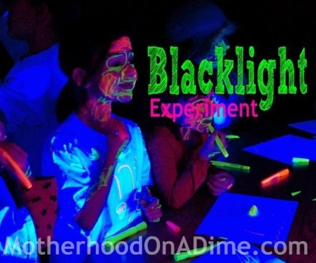 23. Heck, why not go all out and make it a blacklight party?