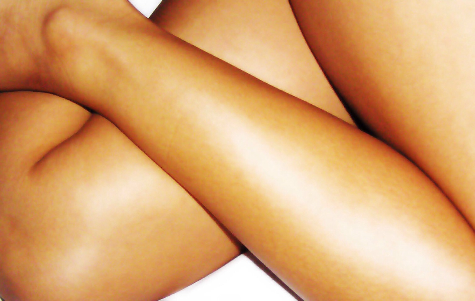 3- after shaving put Vaseline on legs and arms to make them soft and to get rid of razor burn