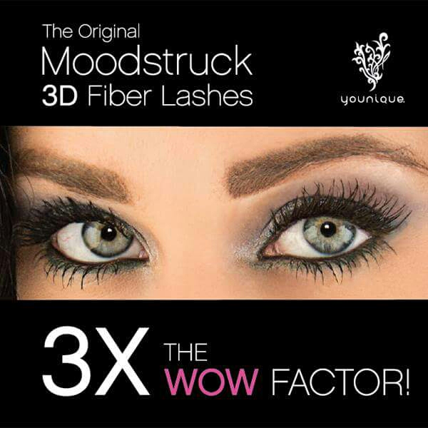 Make people stop and Stare at Your lashes!! No falsies, no glue, no extensions, just mascara!!