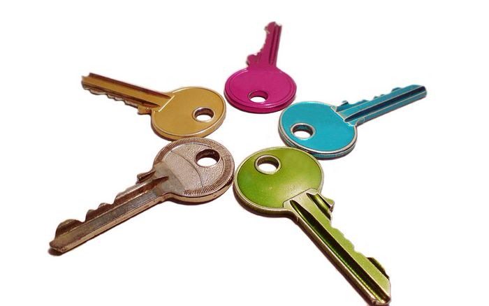 Keys - if you carry them definitely have them in your bag just incase no one is home