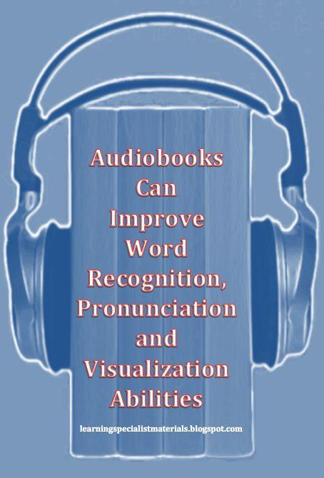 Audiobooks are the best thing for dyslexics they get a lot more info out of the book when it is read to them. I am that way I love audiobooks
