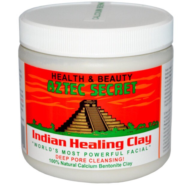 Mix a spoonful or two of this magical stuff with enough water to make it clay like. Try to break up all the lumps as best as you can.
