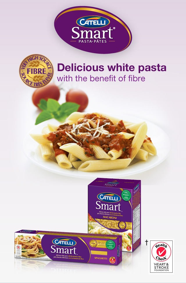 I personally love this brand of pasta the best, if offers a healthier alternative to you pastas and is whole grain and high fiber :)