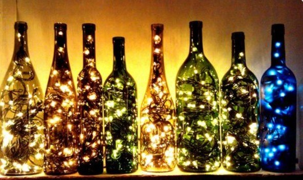Decorative Wine Bottles Endearing Musely Inspiration Design