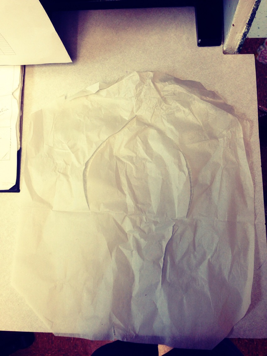 forgot to bring blotting paper? no problem use a clean toilet seat cover to blot the face same as blotting paper its free and very effective!