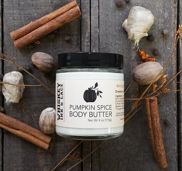 27. Plus some lotion to pumpkin-spice-ify your whole bod.  https://www.etsy.com/listing/247205371/pumpkin-spice-body-butter-all-natural?source=aw&utm_source=affiliate_window&utm_medium=affiliate&utm_campaign=us_location_buyer&utm_content=181013