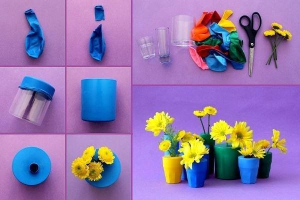 http://www.goodshomedesign.com/creative-colorful-balloon-bud-vases/
