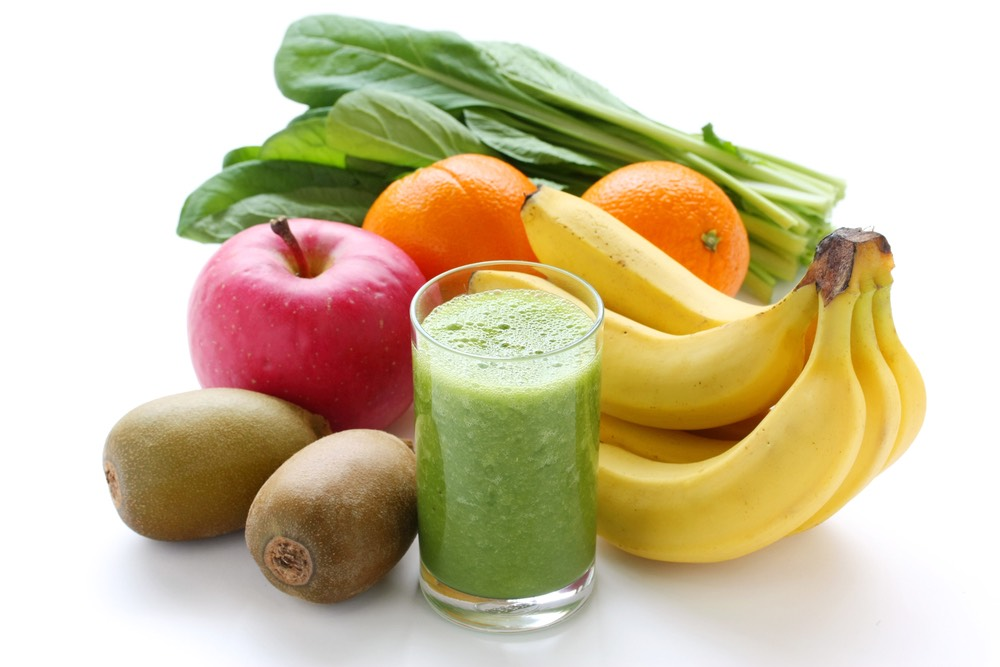 First, you need a good nutrition. It's the basic element if you want to be motivated and have energy throughout the whole day.